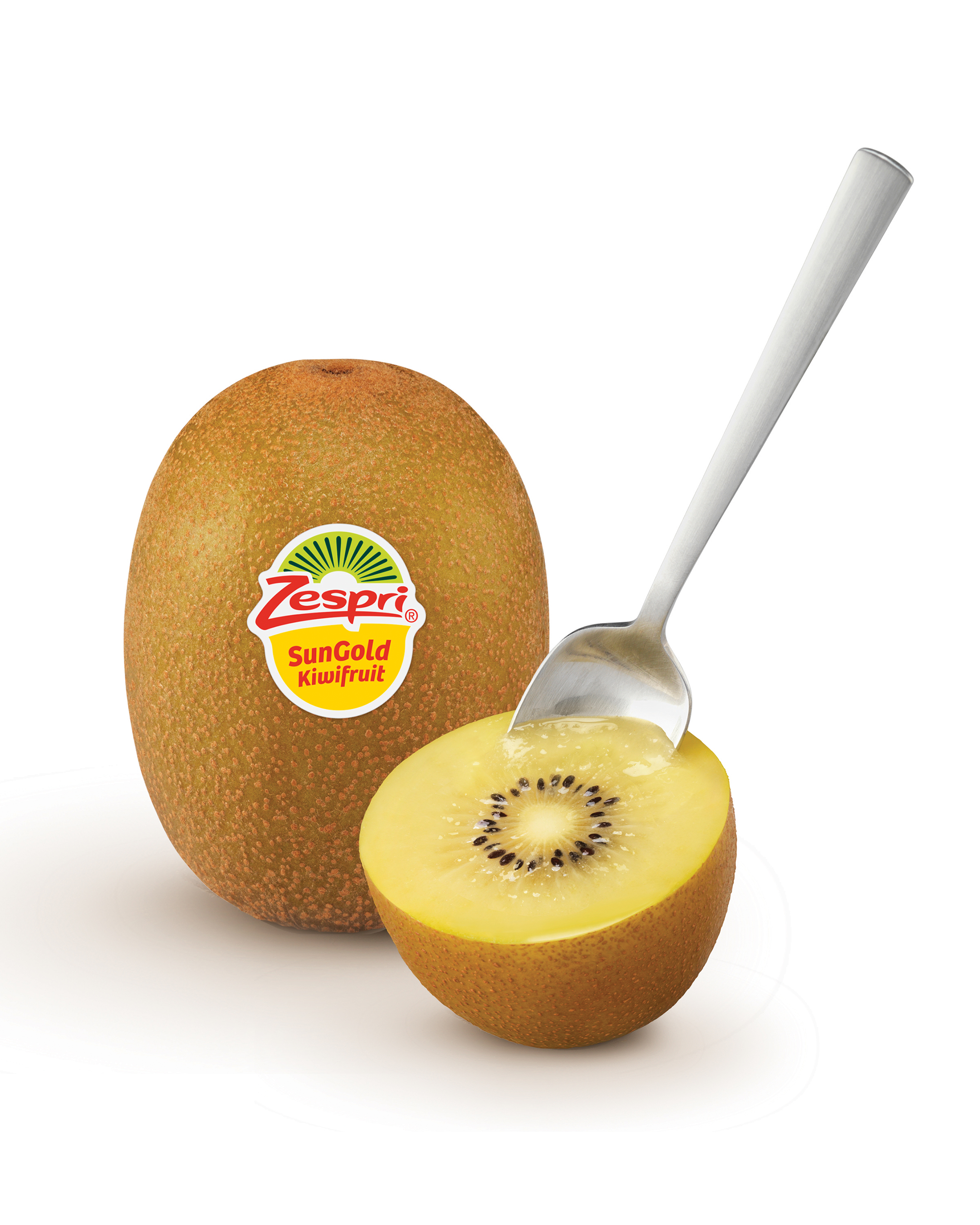 Zespri Kiwifruit, the world leader in premium quality kiwifruit, celebrates the seasonal return of SunGold Kiwis, a tropically sweet taste with a vibrant yellow flesh.
