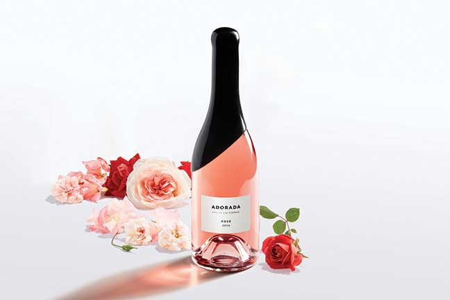 Adorada Launches Nationwide with Aromatic Rosé and Pinot Gris
