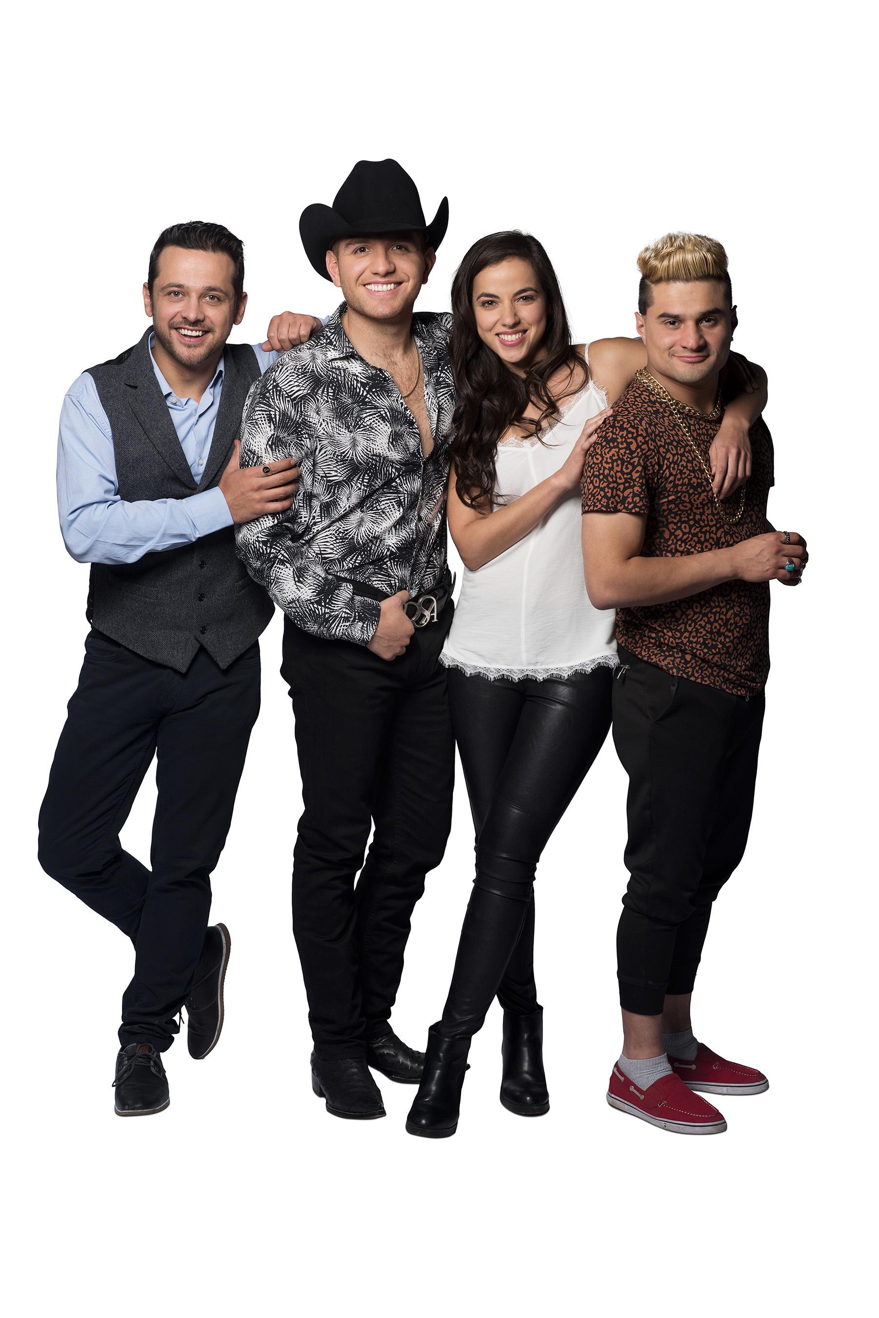 """The Stars of """"El Vato"""""""