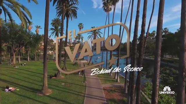"""""""El Vato"""" S2 Behind-the-Scenes"""