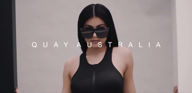 268950990d Quay Australia Teams Up With Kylie Jenner For A Limited-Edition Sunglass  Collaboration.  QUAYXKYLIE Capsule Collection
