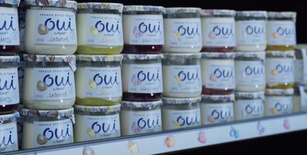 Oui by Yoplait B-roll