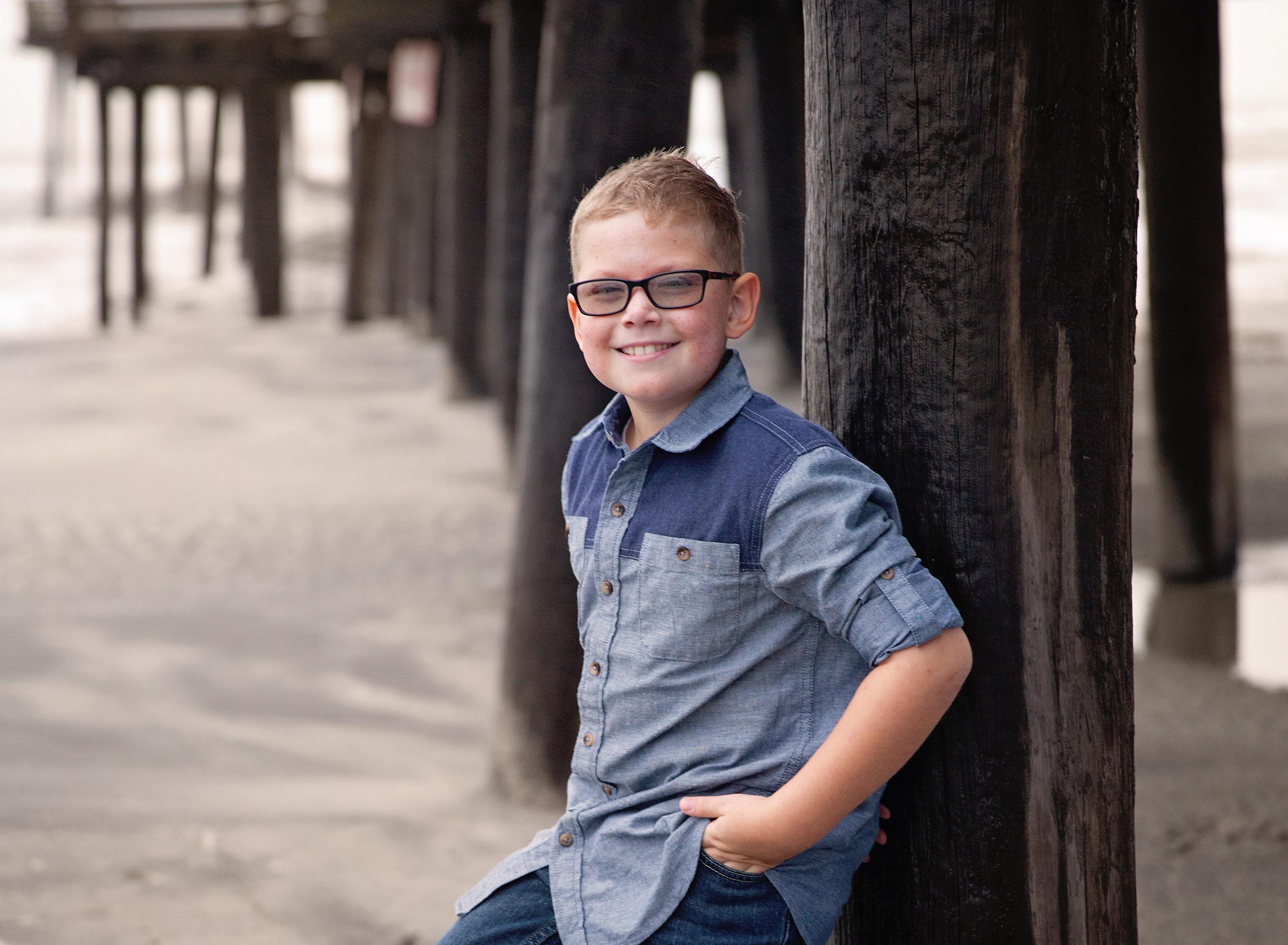 Leukemia Survivor, Austin Schuetz