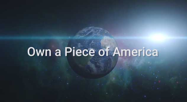 Own a piece of America. Attractive financing available to qualified buyers.