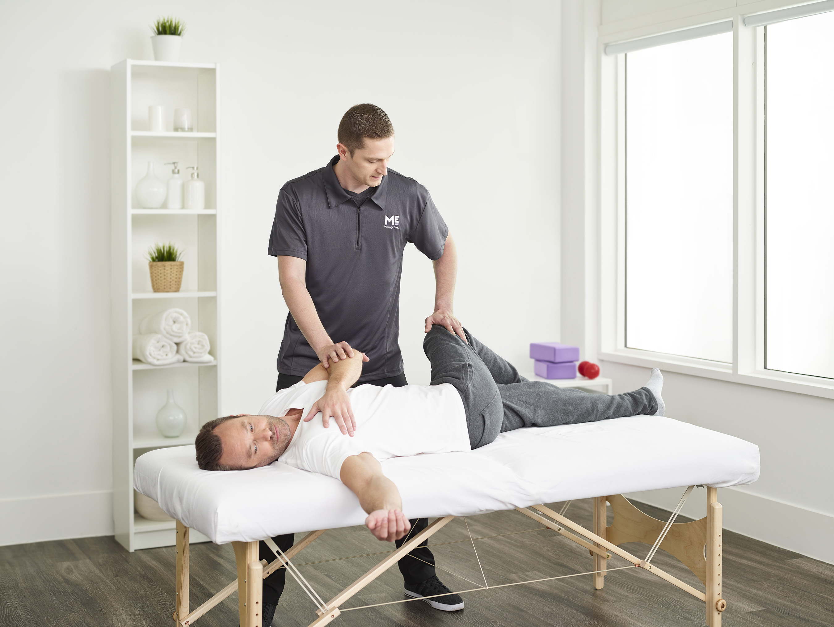 Massage Envy Launches Total Body Stretch