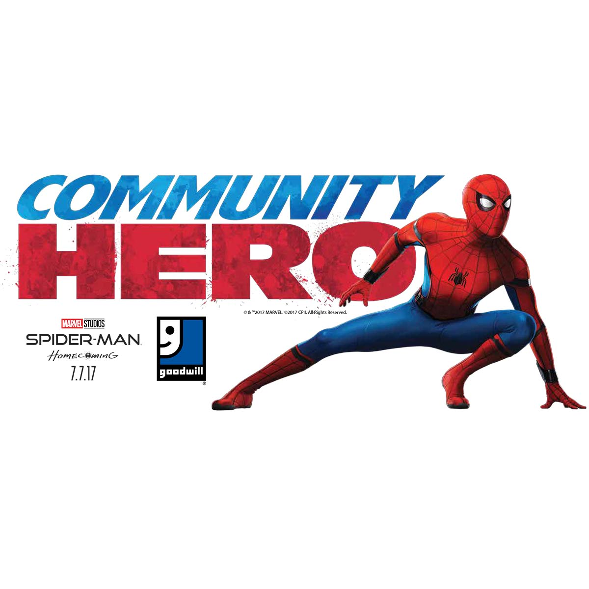 Be a hero in your community
