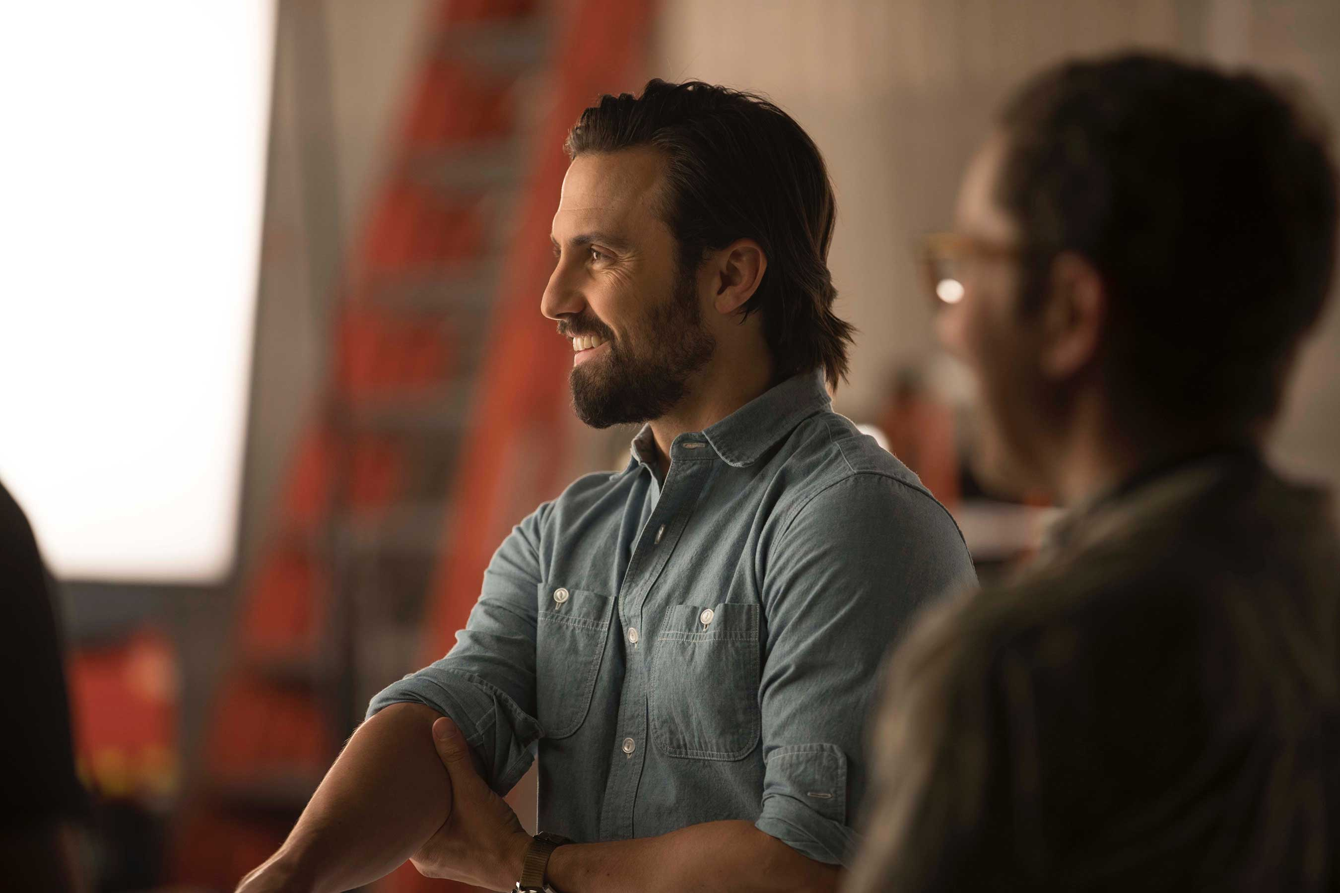 Behind the Scenes with Milo Ventimiglia