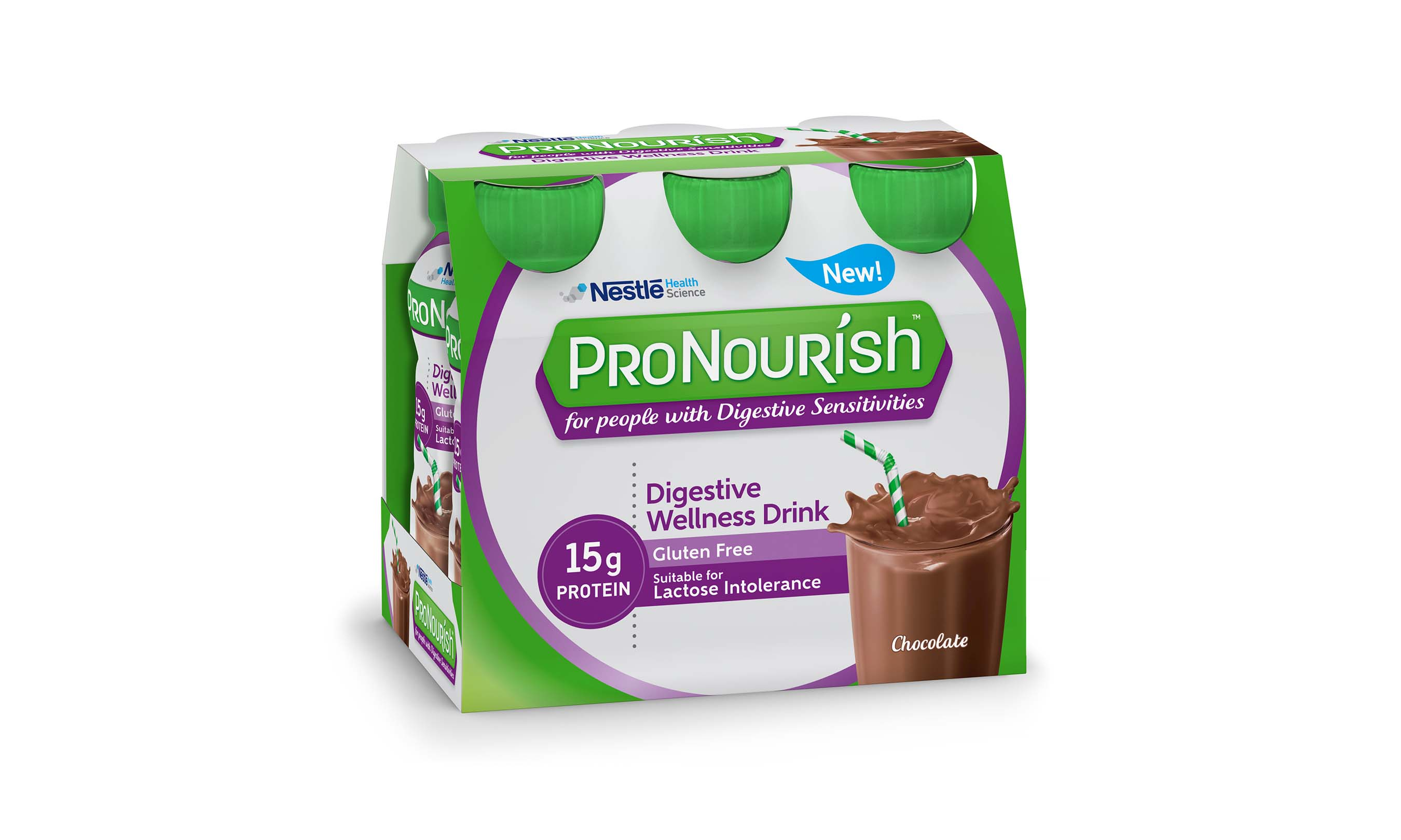 Nestlé Health Science's ProNourish™ Brand Launches Gluten-free and Low-FODMAP Recipe Videos for People with Digestive Sensitivities