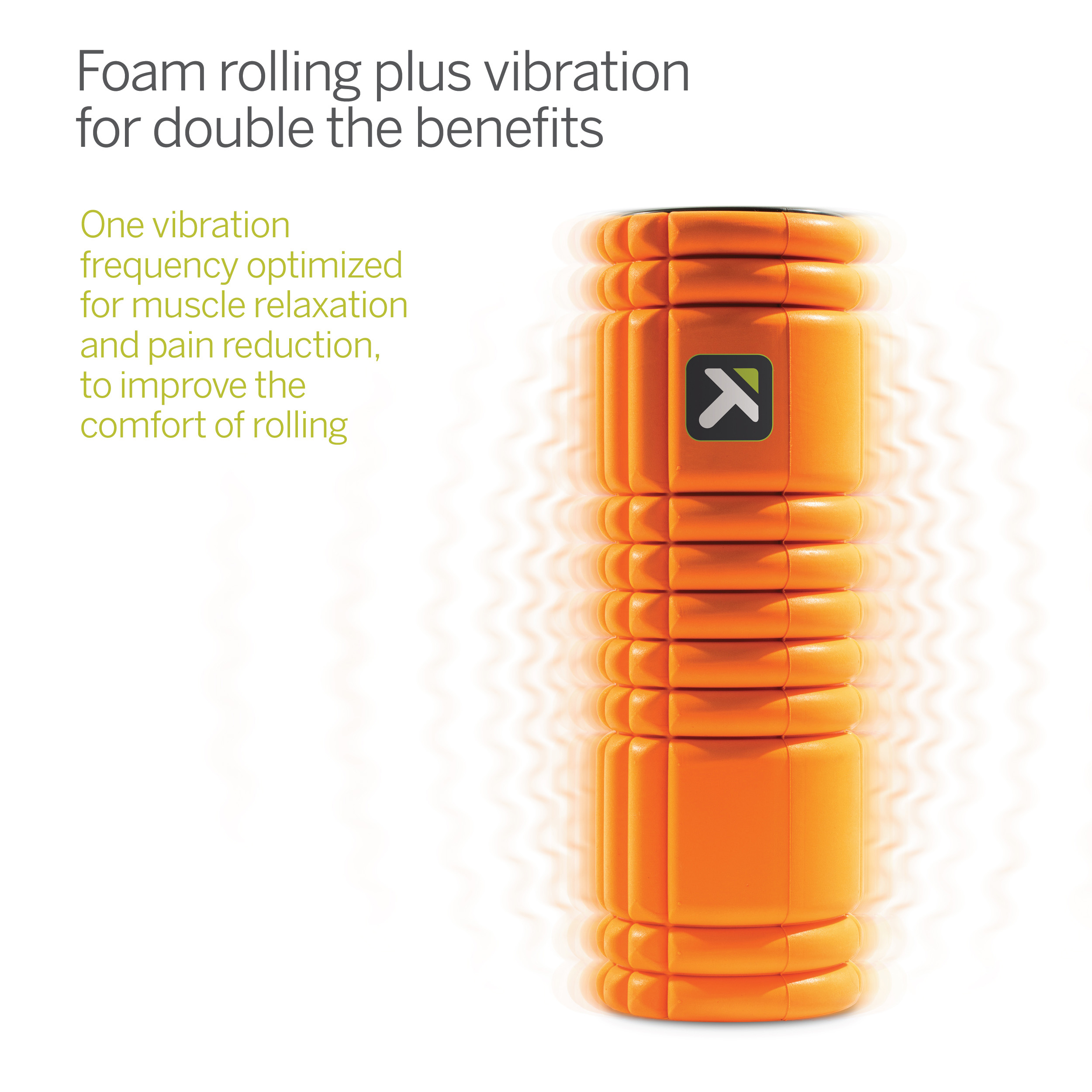 Foam Rolling + Vibration Proven to Relax Muscles