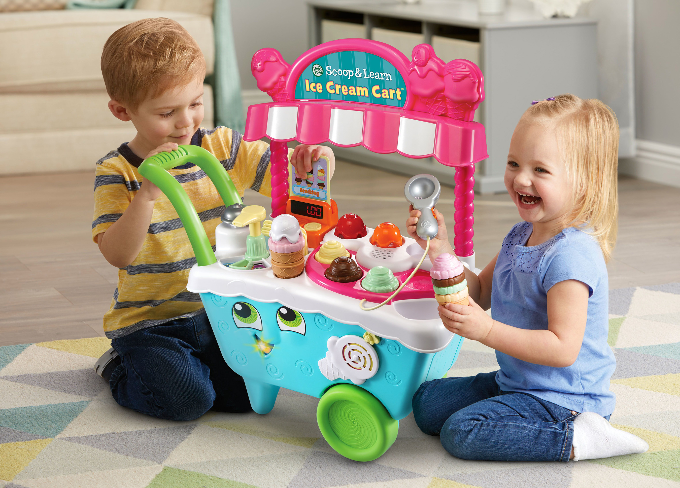 Educational Toys Nursery : Leapfrog introduces new infant and preschool learning toys