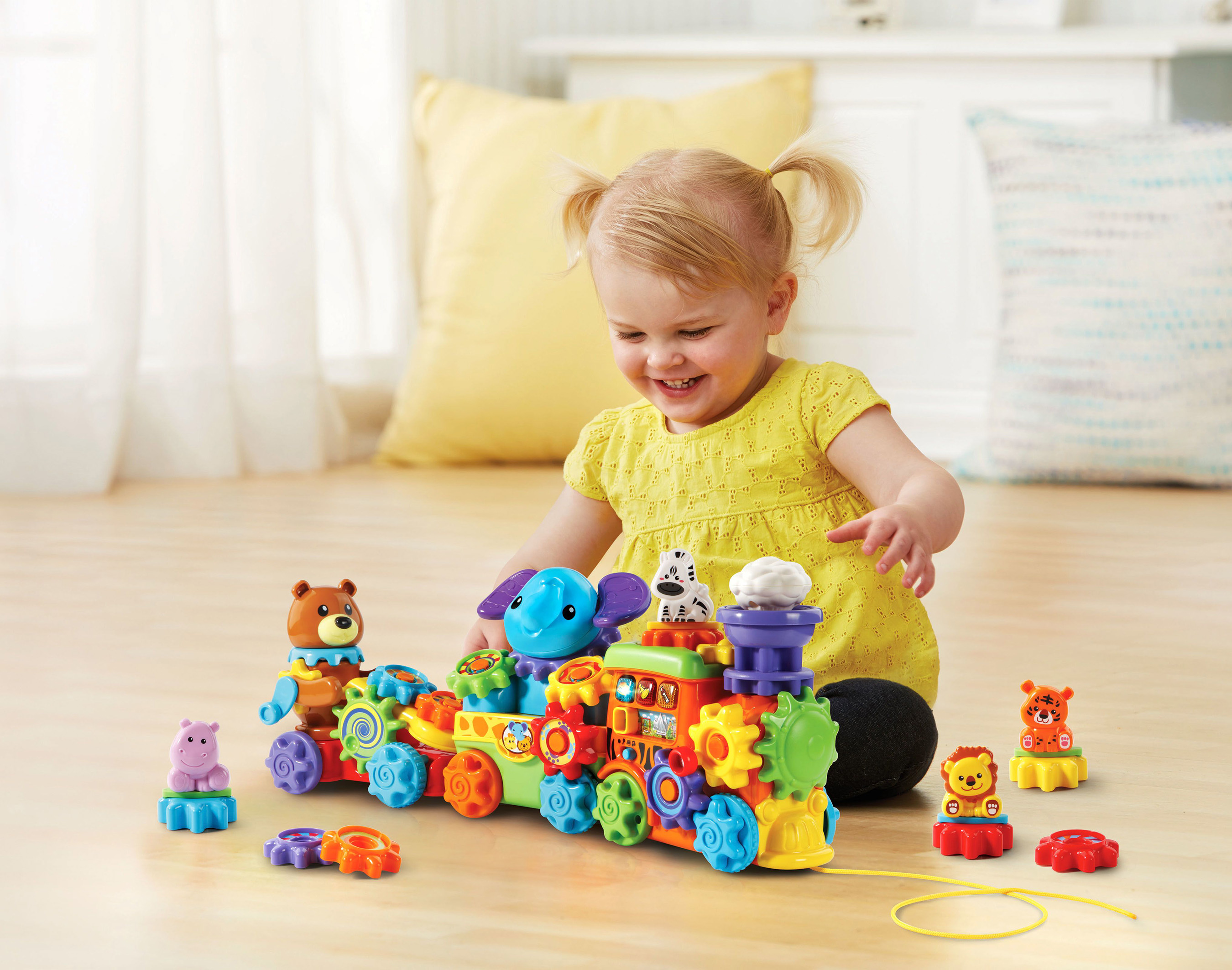 New Baby, Infant, Toddler and Preschool Collections from VTech® Available Now