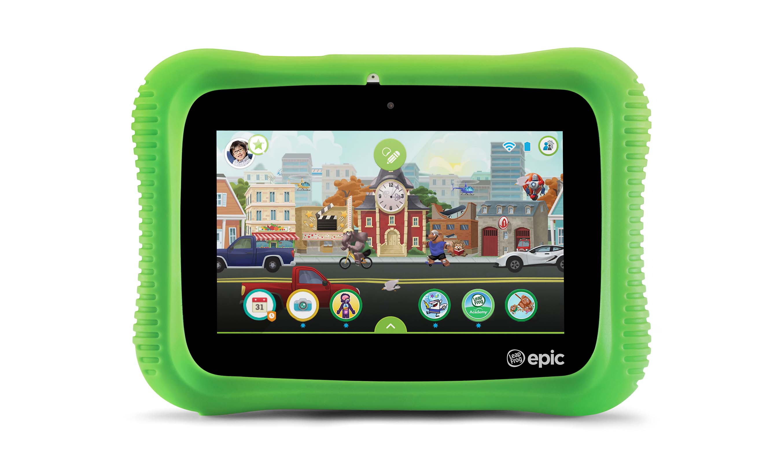 LeapFrog® Epic™ Academy Edition Combines the Company's Most Advanced Android-based Tablet with Its New Subscription Learning Program