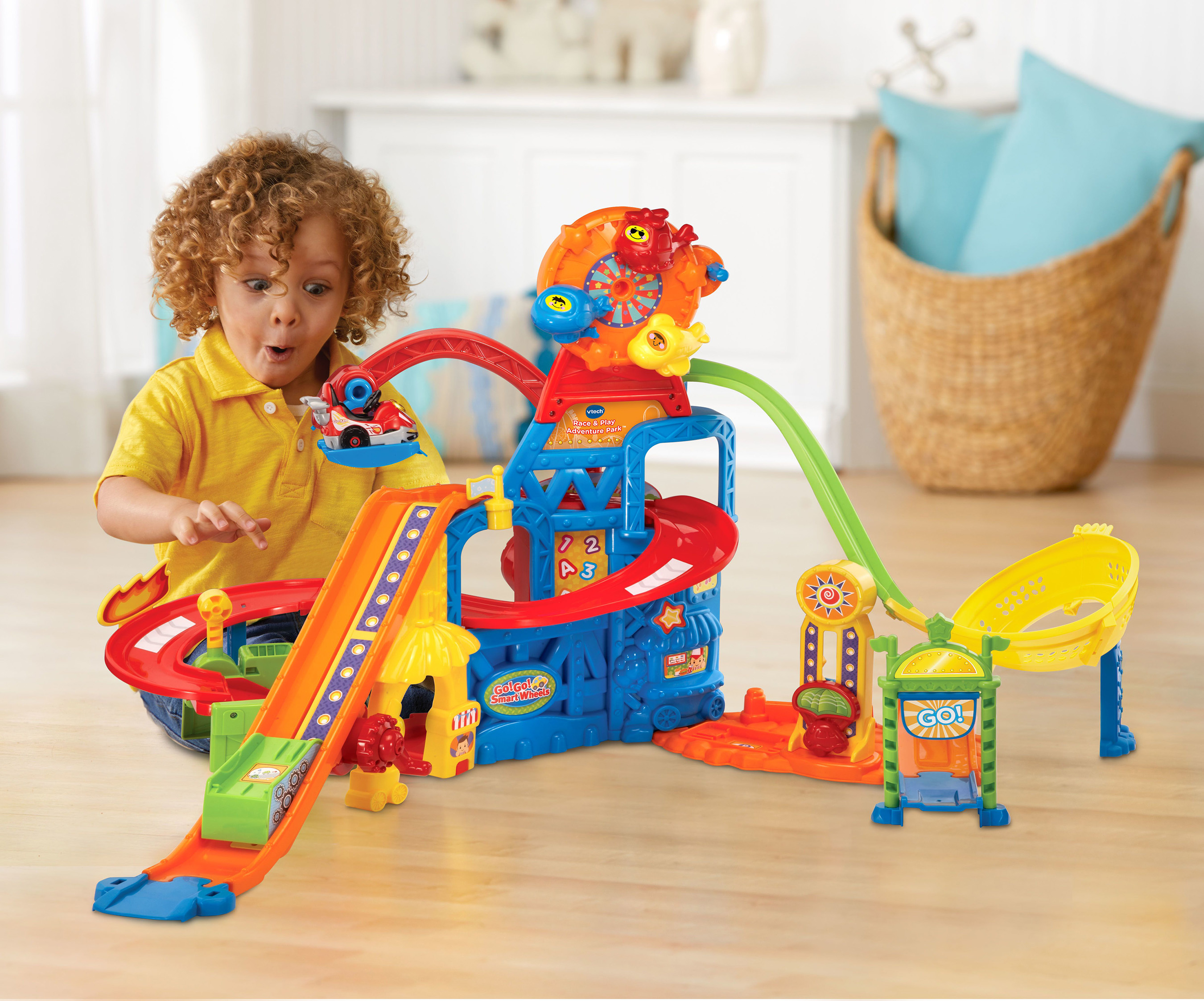 VTech Sparks Children s Imaginations with Engaging New Go Go