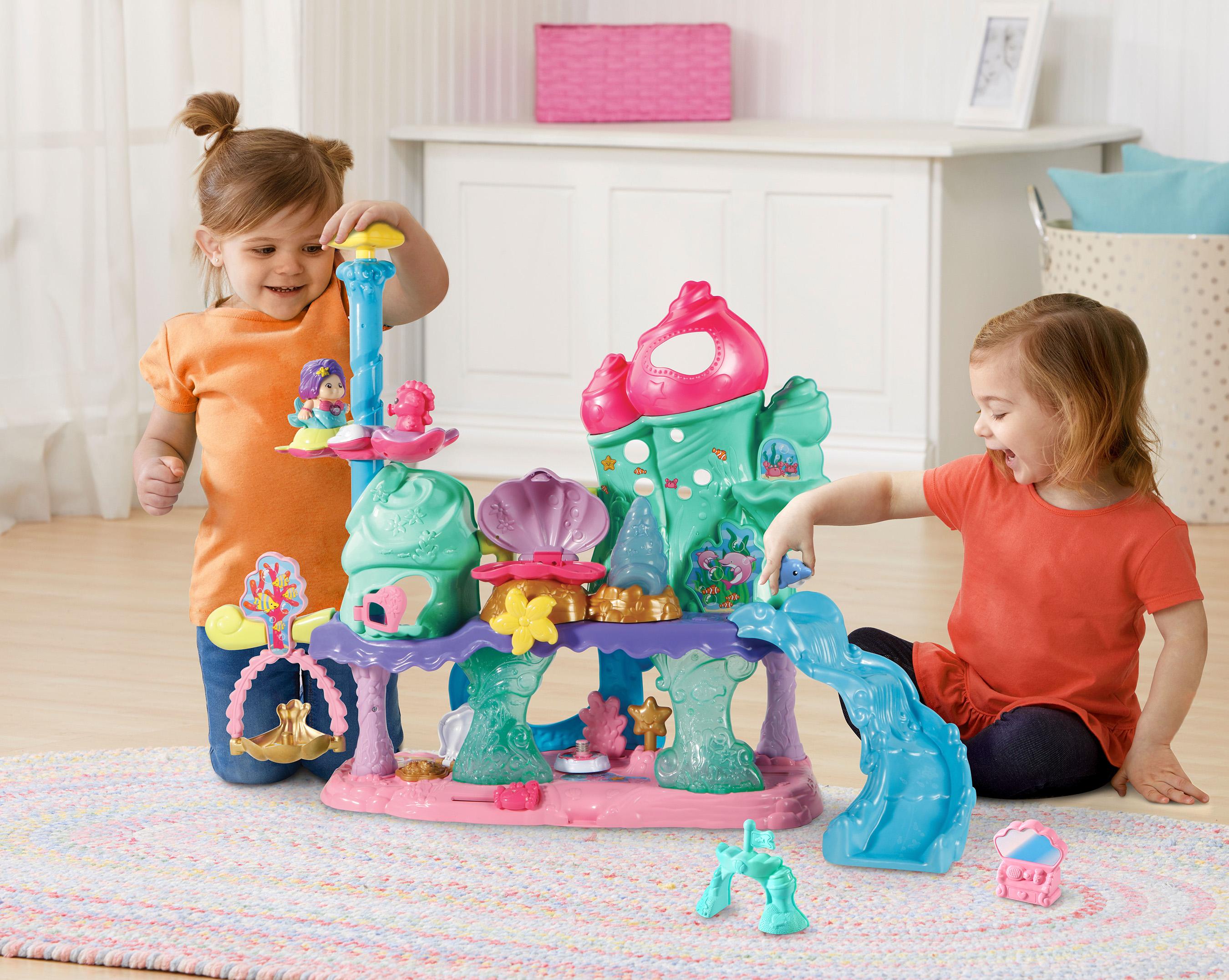 Go! Go! Smart Friends® Shimmering Seashell Castle™