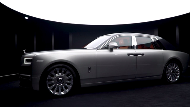 Rolls-Royce Motor Cars today unveiled the eighth generation Phantom at a gala reception in London.