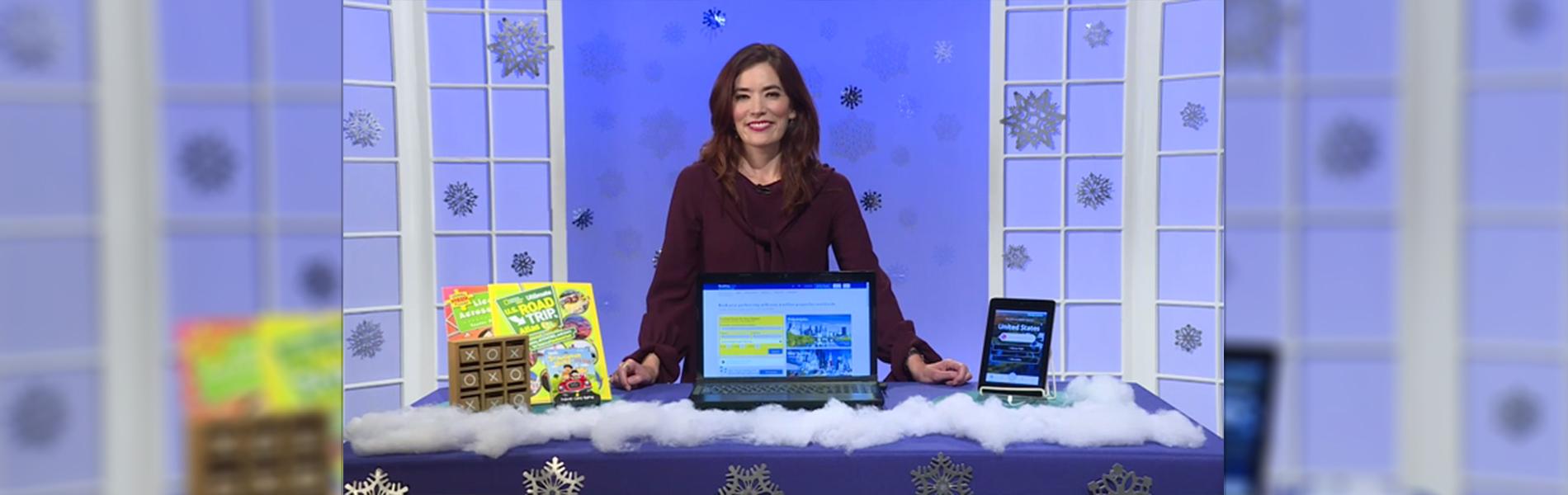 Amy Goodman Holiday Travel Tips