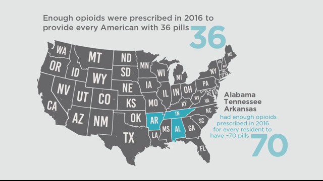 Shatterproof and Pacira Pharmaceuticals take a stand against opioid overprescribing