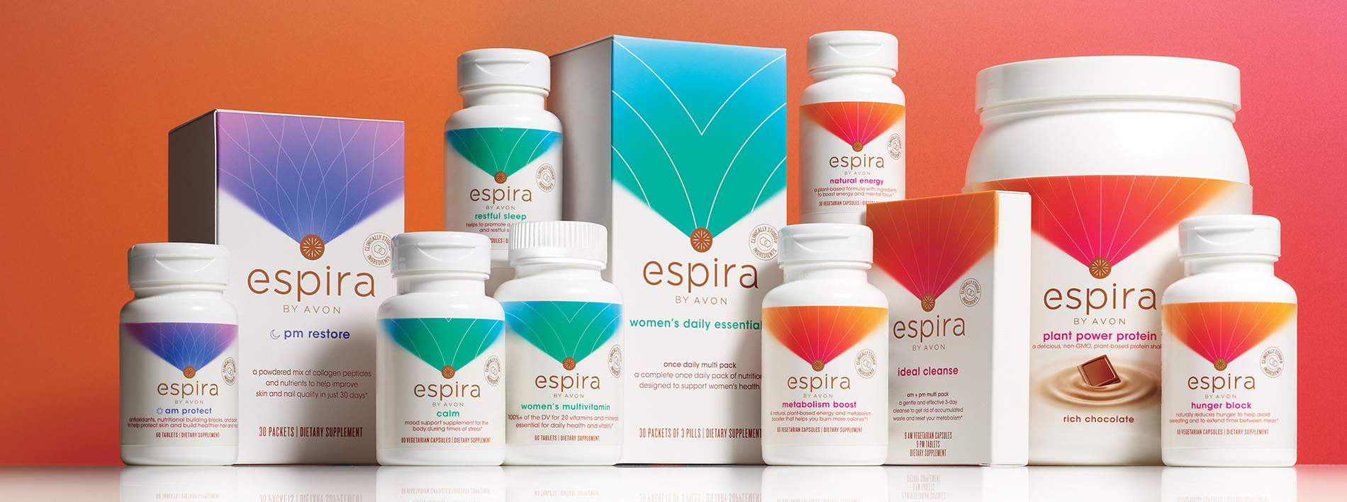 Avon Launches Espira, a New Brand of Health and Wellness ...