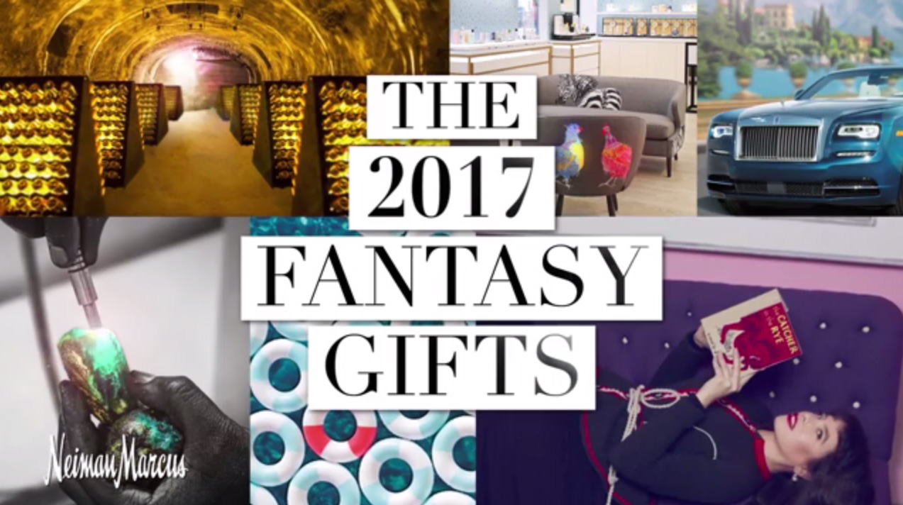 Neiman Marcus Presents The 91st Edition Of Iconic Christmas Book As They Celebrate 110 Years