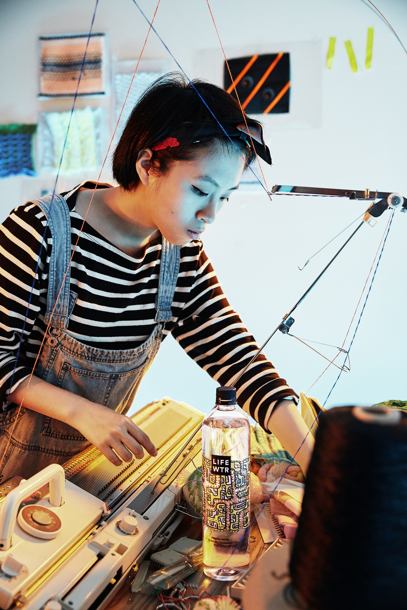 LIFEWTR Series 3 Artist Tiffany Huang