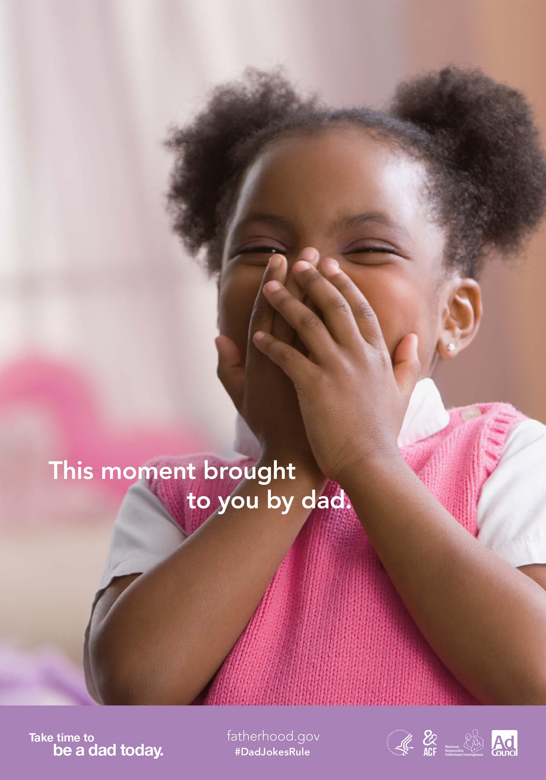 Fatherhood Ad Campaign Uses Cherished