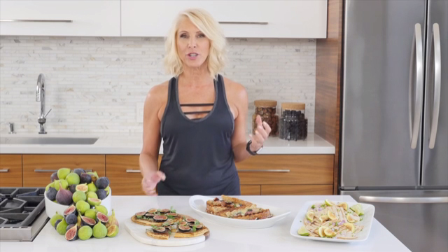 Healthy Comfort Food Ideas Featuring Valerie Waters and California Figs
