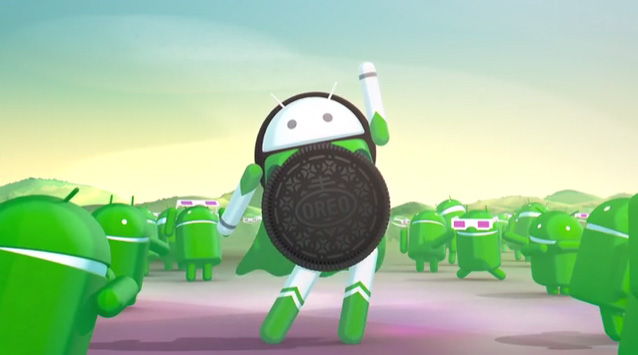 Google and OREO Team Up to Reveal Android OREO Google and OREO Team Up to Reveal Android OREO