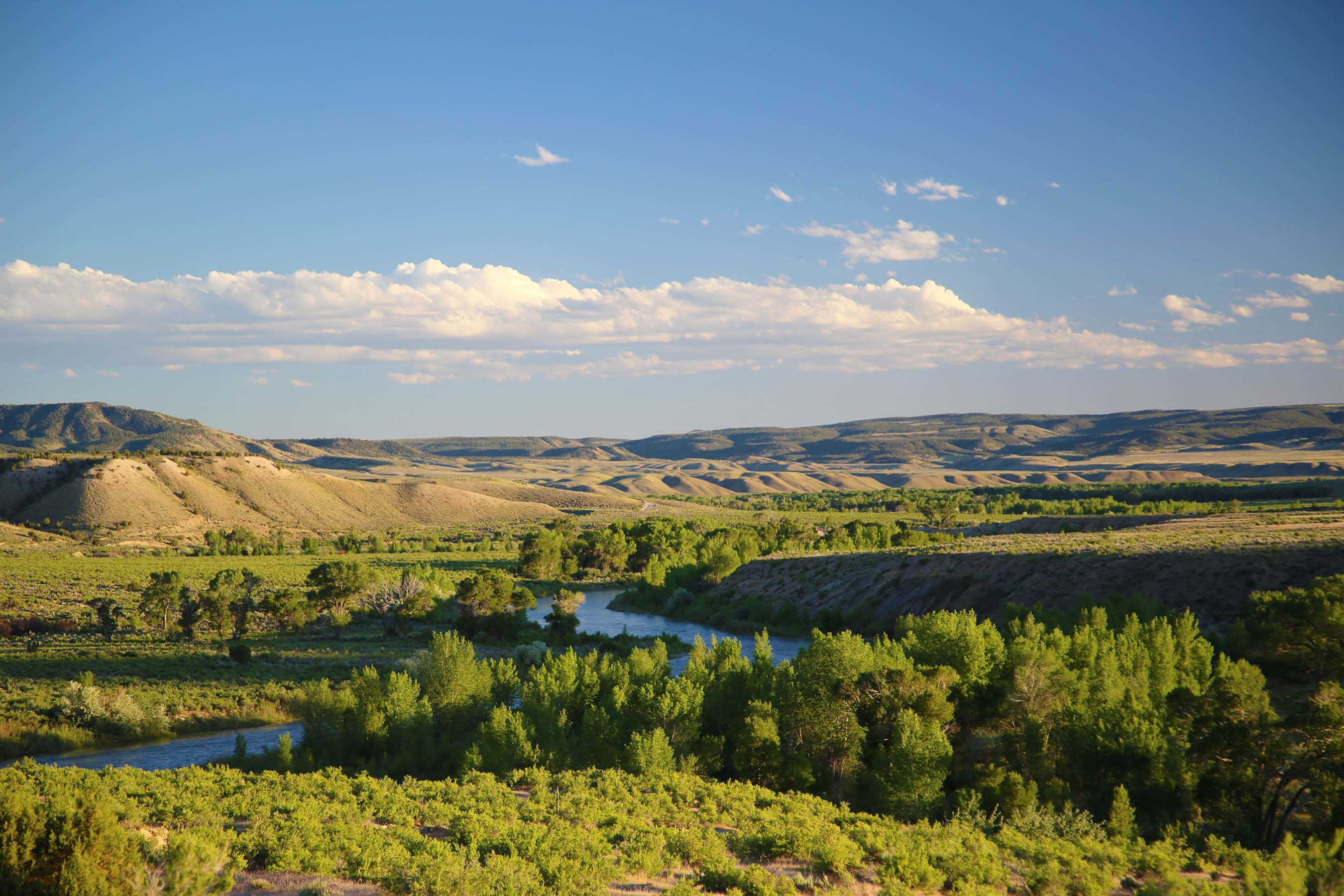 Spanning four counties in Northwestern Colorado near Steamboat Springs, the Ranch is one of the most diverse ranches on the market in the United States and features 20 miles of river frontage.