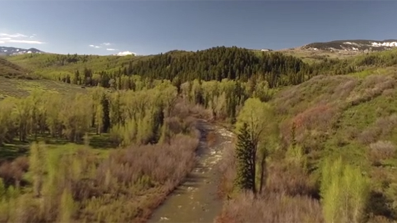 Own a Historic Piece of The Great American West: 224,050 +/- Acre Cross Mountain Ranch Listed for $100 Million.