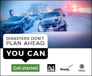 Disasters Don't Plan Ahead Winter Web banner