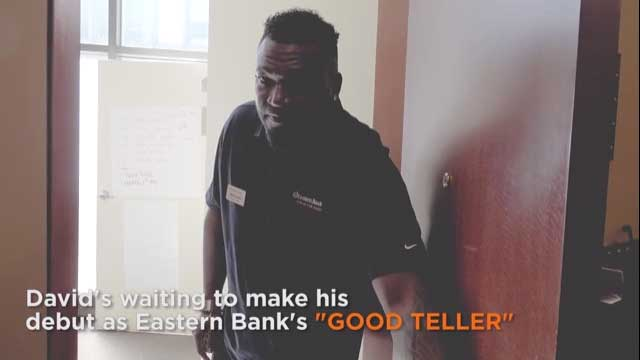Eastern Bank Announces David Ortiz as Partner for Good; Partnership Kicks-Off with a Donation for Hurricane Relief