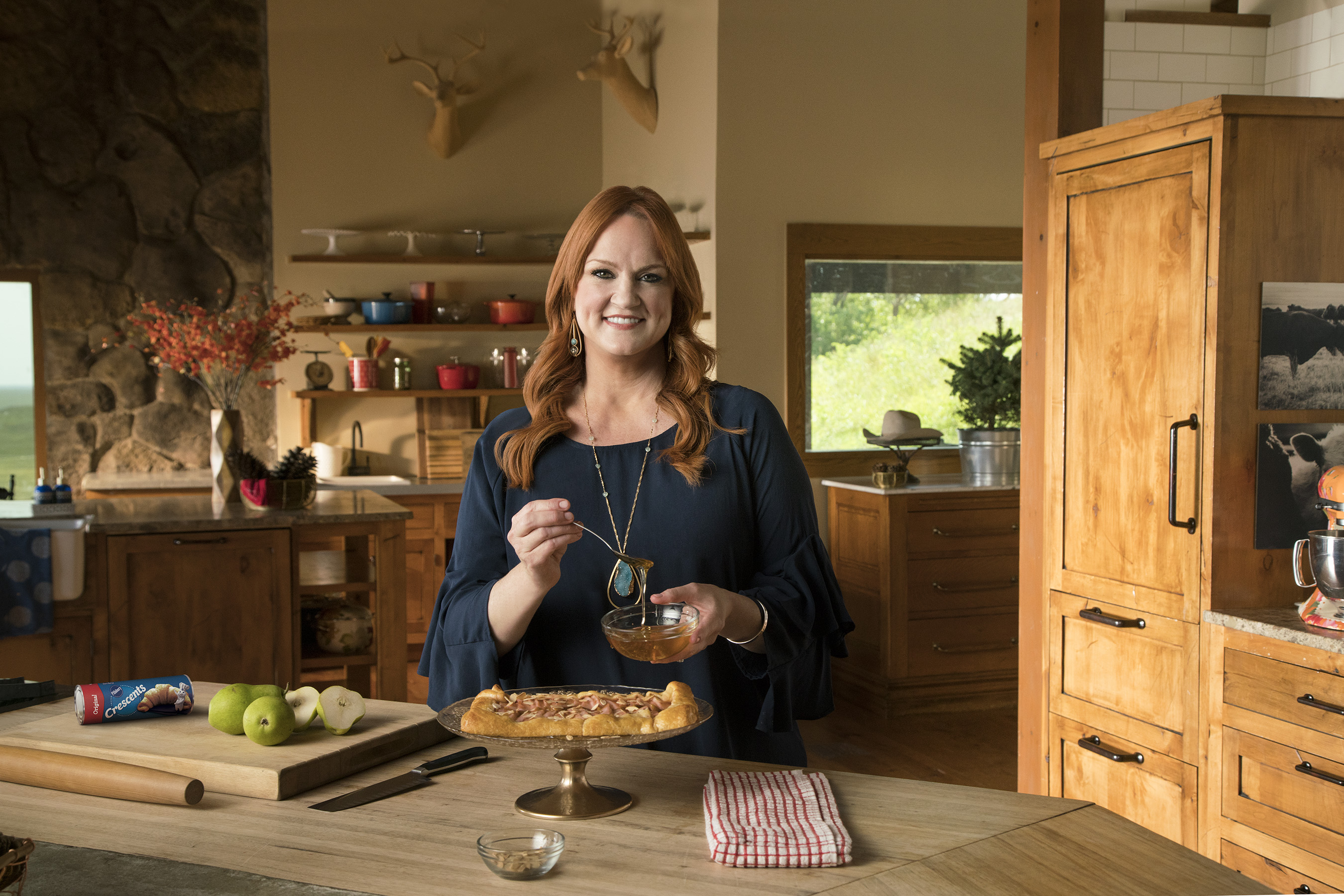 Ree Drummond and Pillsbury look to celebrate the memories made by American home cooks every day in kitchens around the country for this year's Bake-Off® Contest.