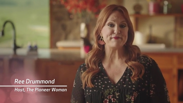 The Pioneer Woman, Ree Drummond, and Pillsbury are celebrating family memories made at home, by seeking out your family's favorite recipes and the stories and memories behind them.