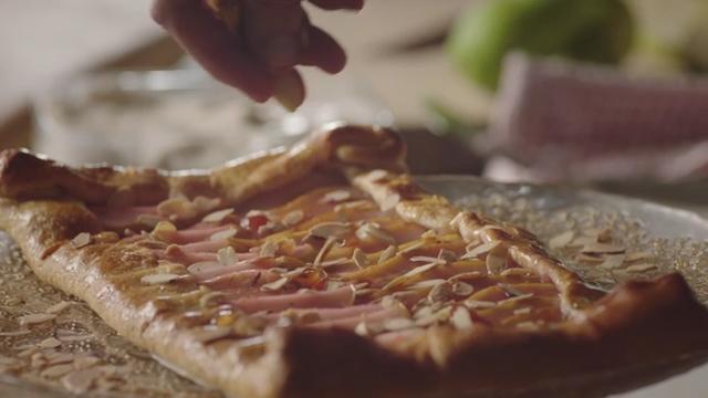 Food Network Pear Tart Recipe