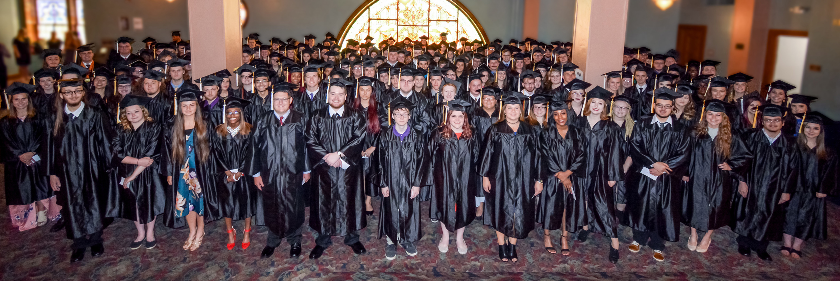 Connections Academy online schools nationwide graduate over 5,300 seniors. The Class of 2018 collectively earned over $38 million in scholarships!