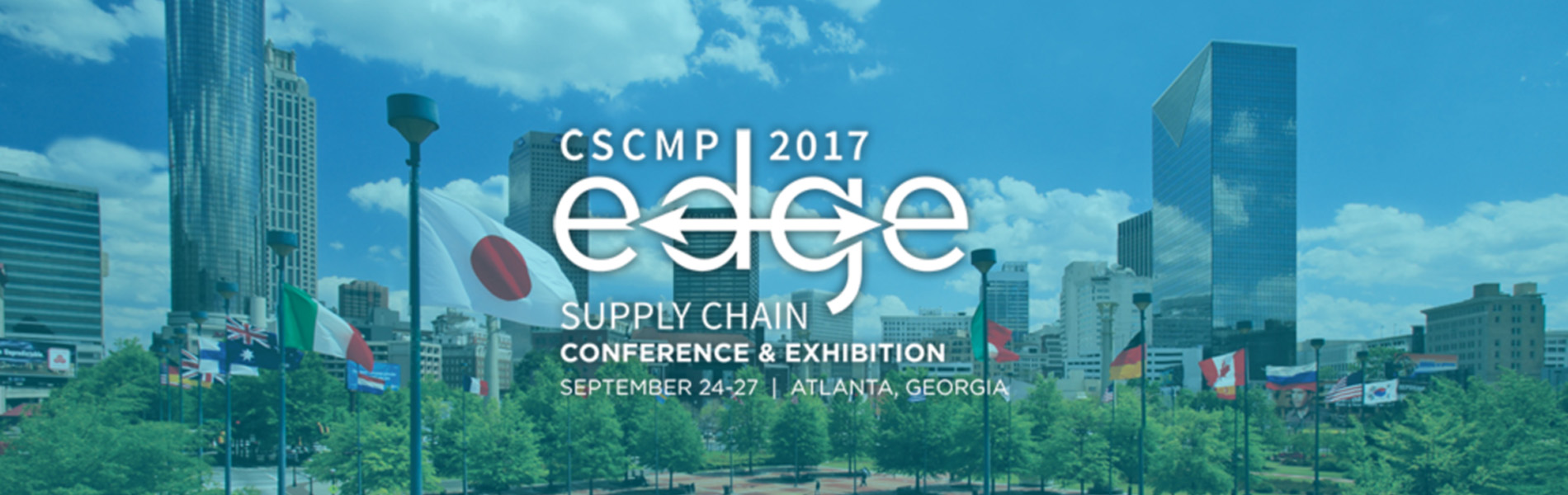 CSCMP's 2017 EDGE Supply Chain Conference