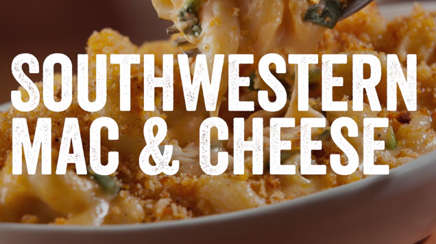 How to make Chili's Southwestern Mac & Cheese at home.