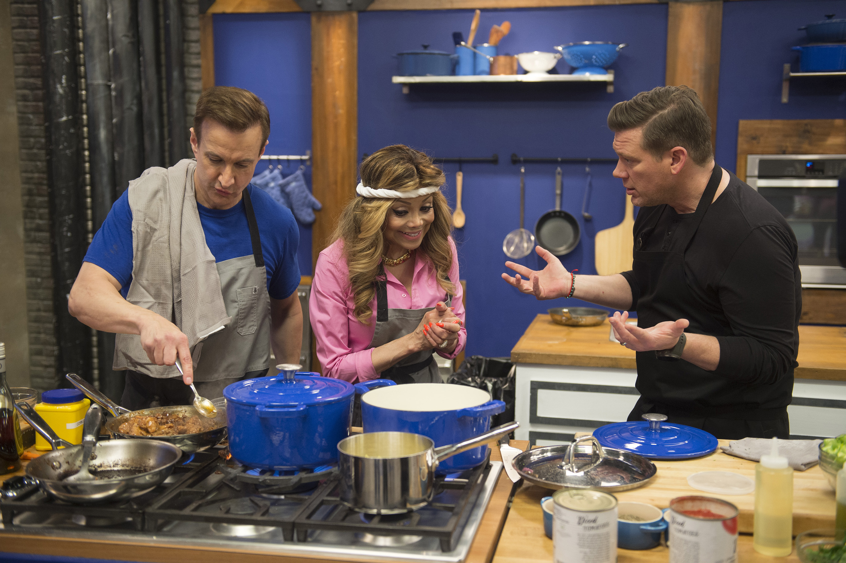 Worst cooks in america 2019 celebrity edition