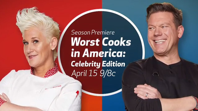 Worst Cooks in America - Season 11: Celebrity Edition 3 ...