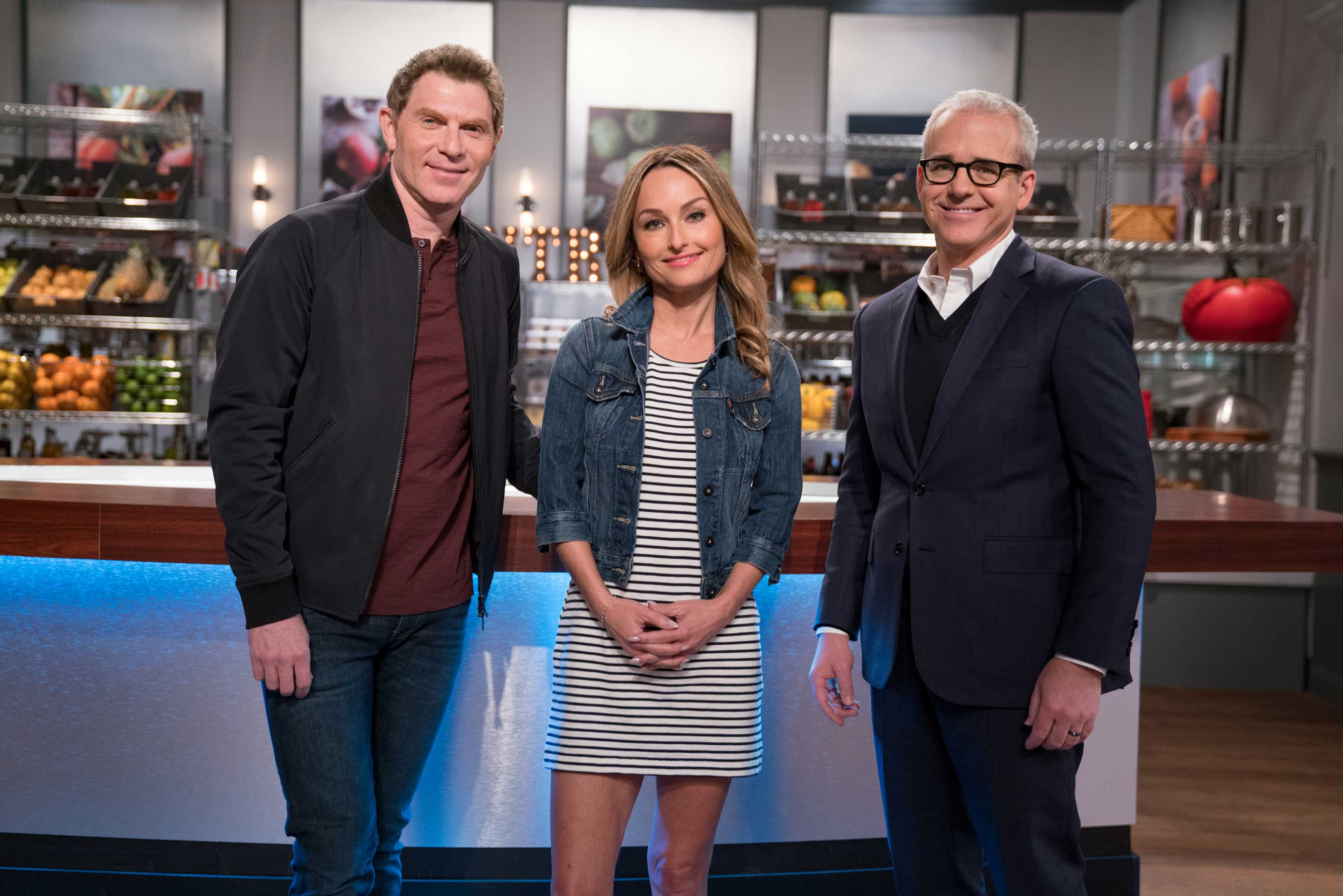 Food Network Star Returns With New Cast