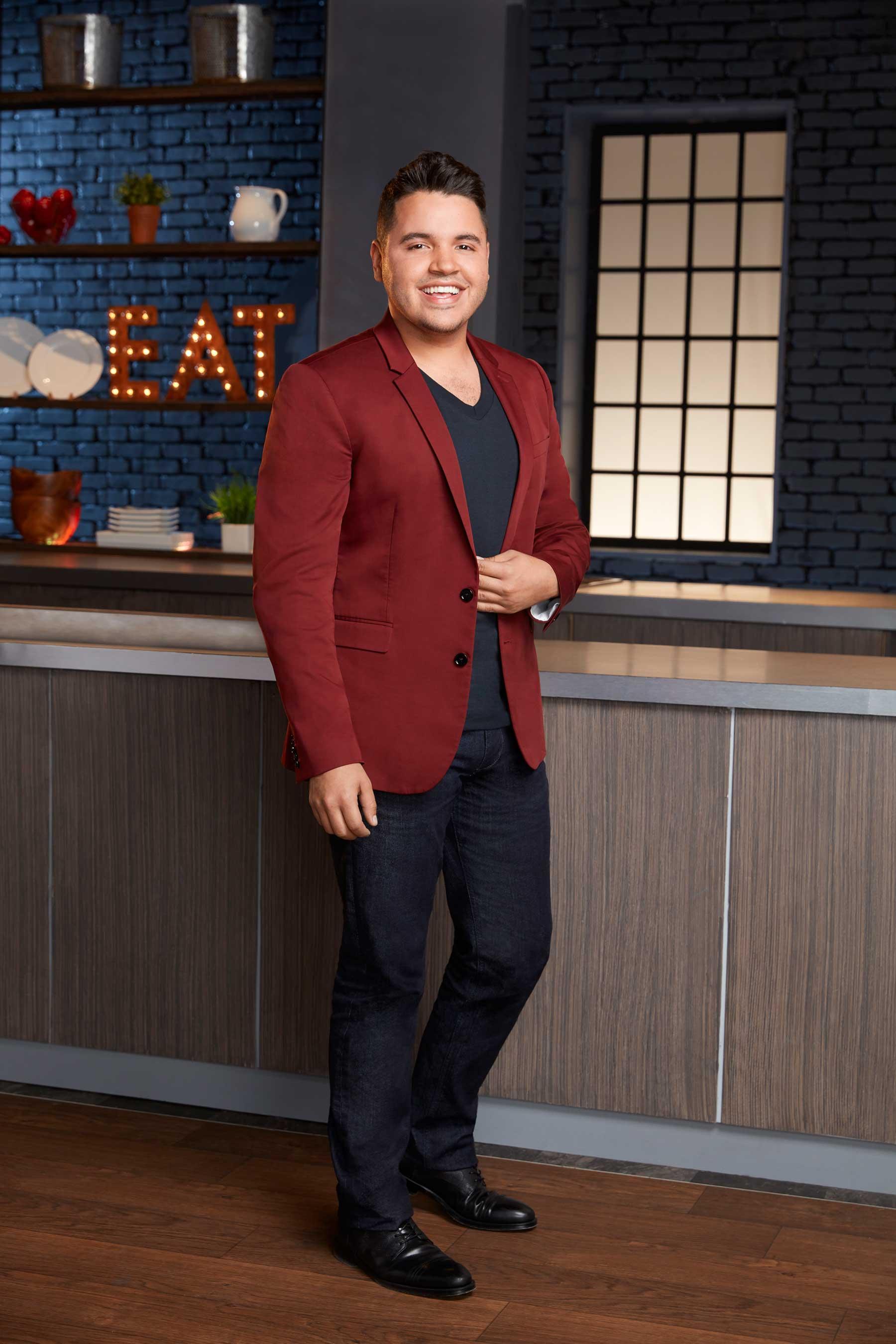 Food Network Star Cast Jason