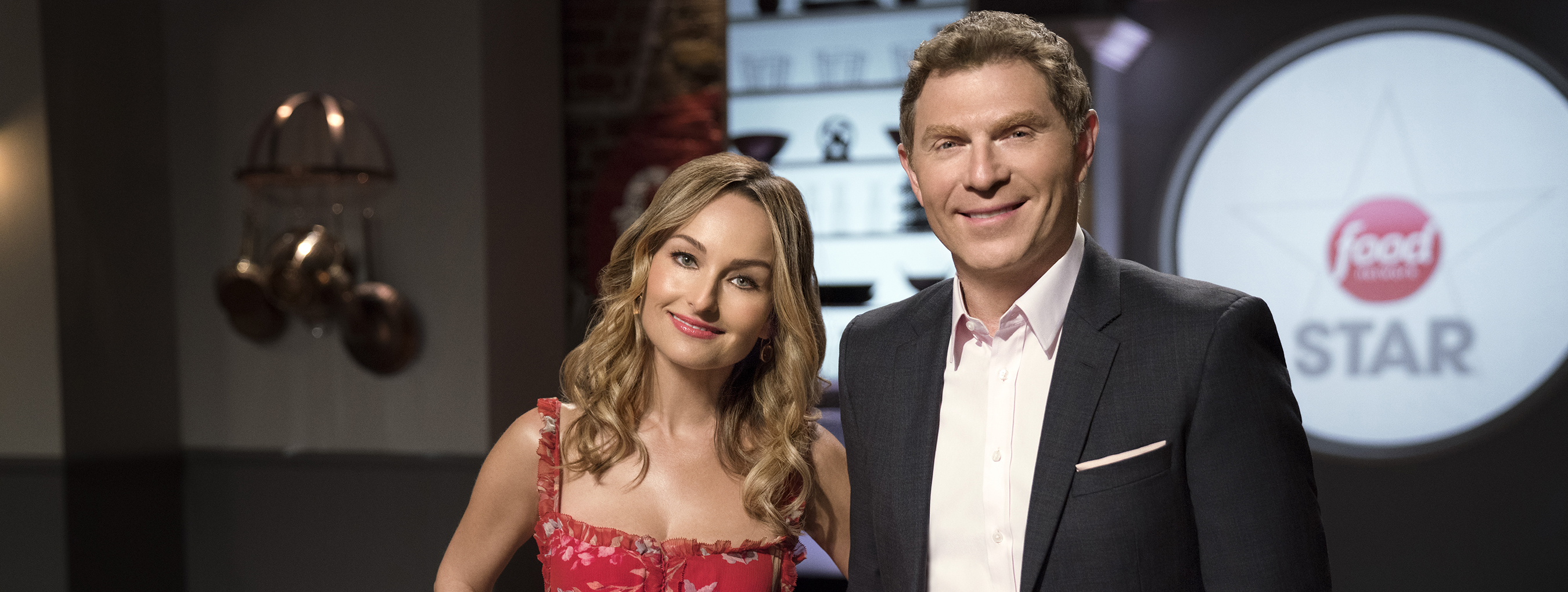 the hosts of food network star