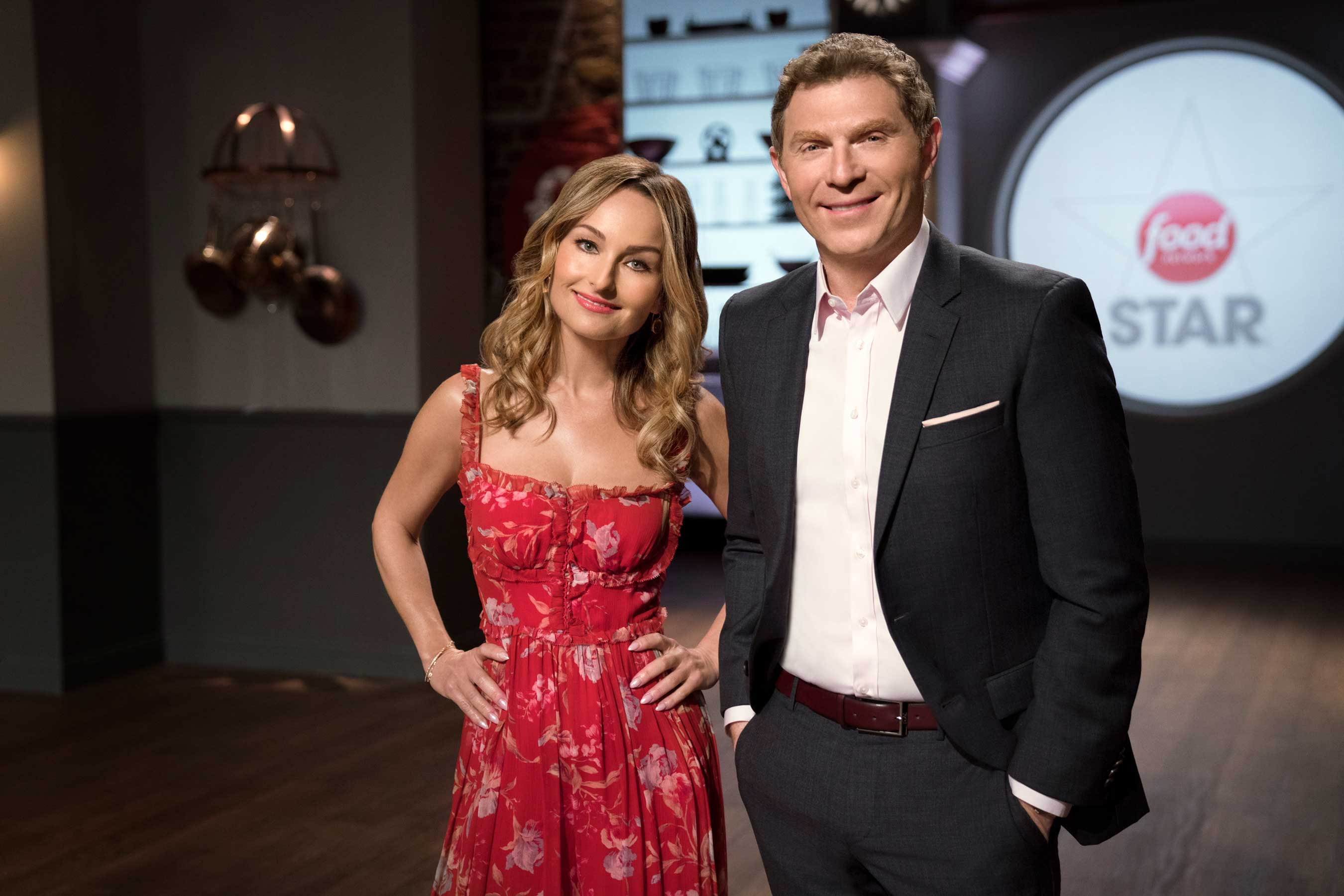 Food Network Star Returns With New Cast Of Hopefuls Competing Fo