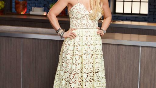 Katie Dixon on Food Network Star