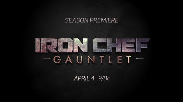 Iron Chef Gauntlet Returns