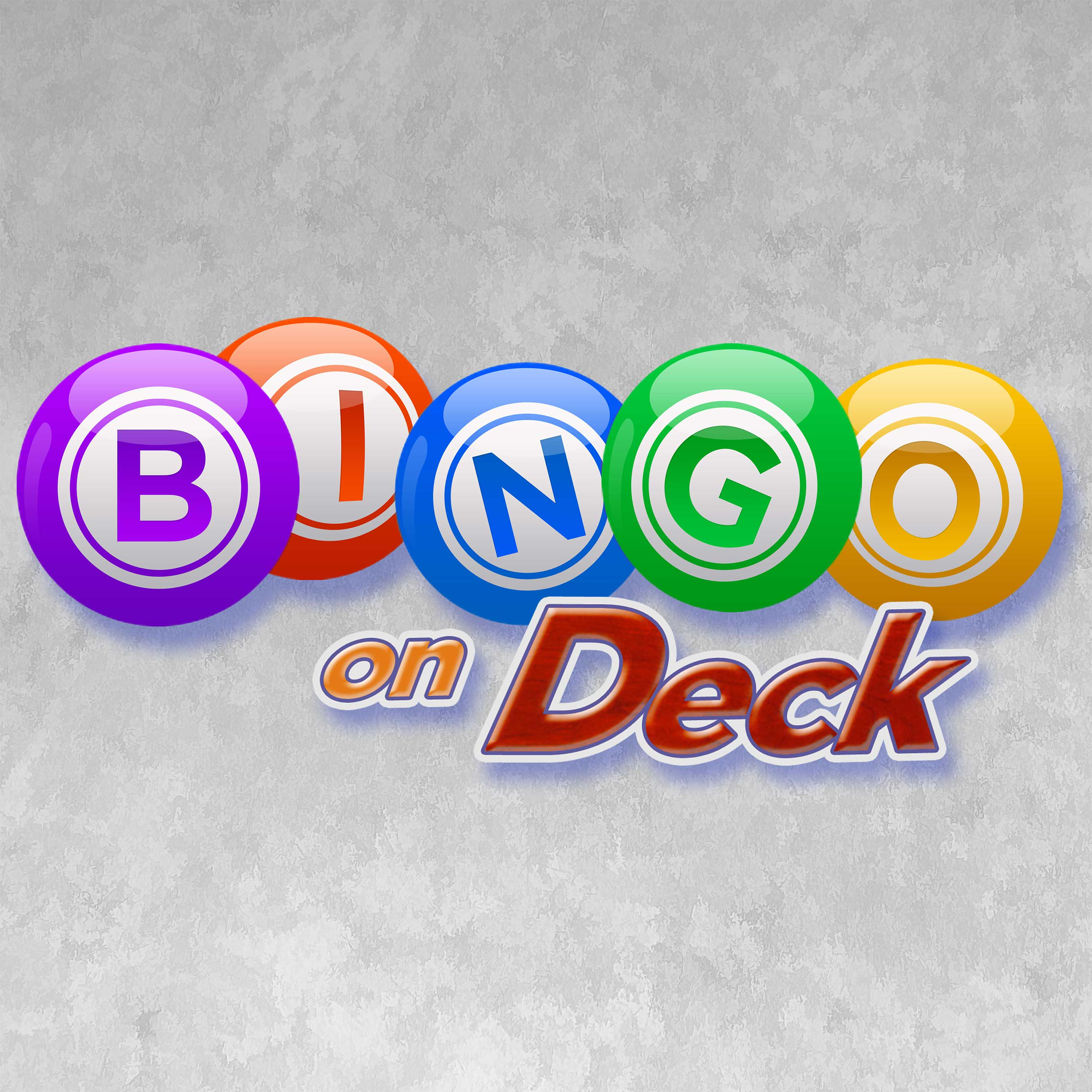 Bingo on Deck Game Logo