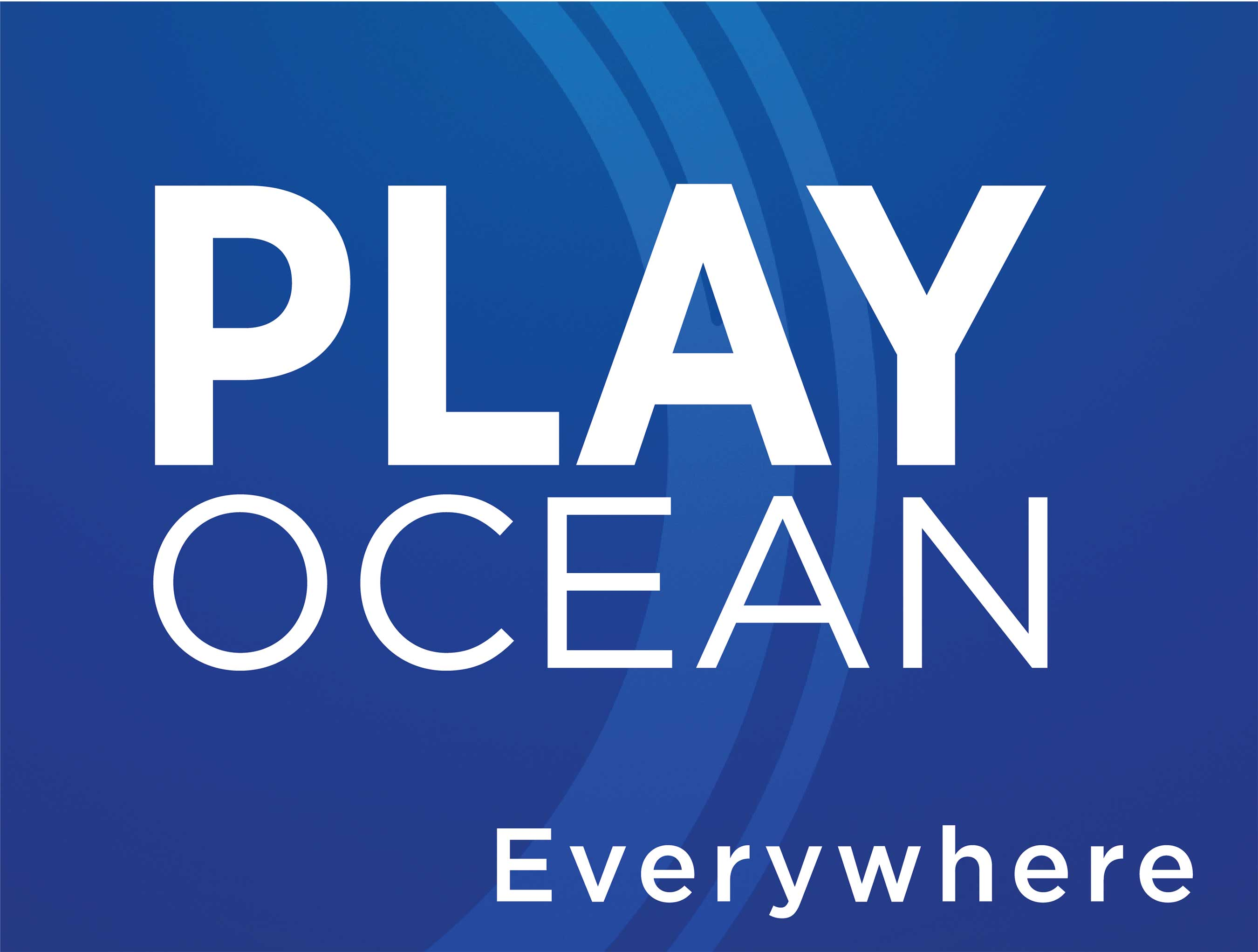 PlayOcean Everywhere Logo