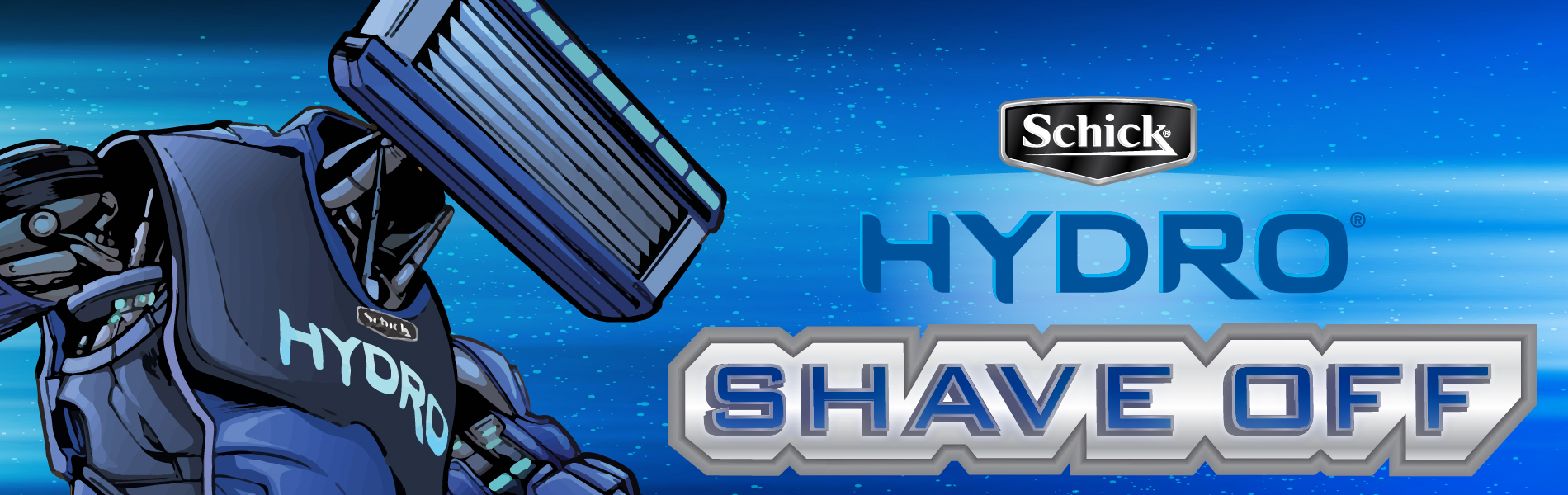 "Check out Schick Hydro's first-ever video game - the ""Schick Shave Off"" - as a part of the brand's debut at New York Comic-Con from Thursday, October 5 - Sunday, October 8, 2017 at the Jacob Javits Center in New York City."