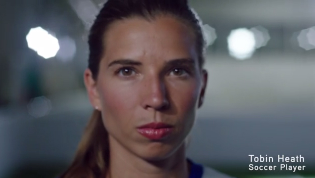 Sometimes it's what you don't see that helps athletes perform at the top of their game. See why Tobin Heath chose Alcon DAILIES TOTAL1® contact lenses to help her perform her best.