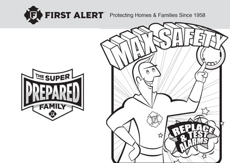 Max Safety Activity Sheet
